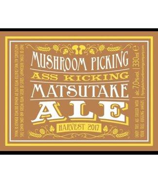 Flying Dutchman Mushroom Picking Ass Kicking Matsutake Ale