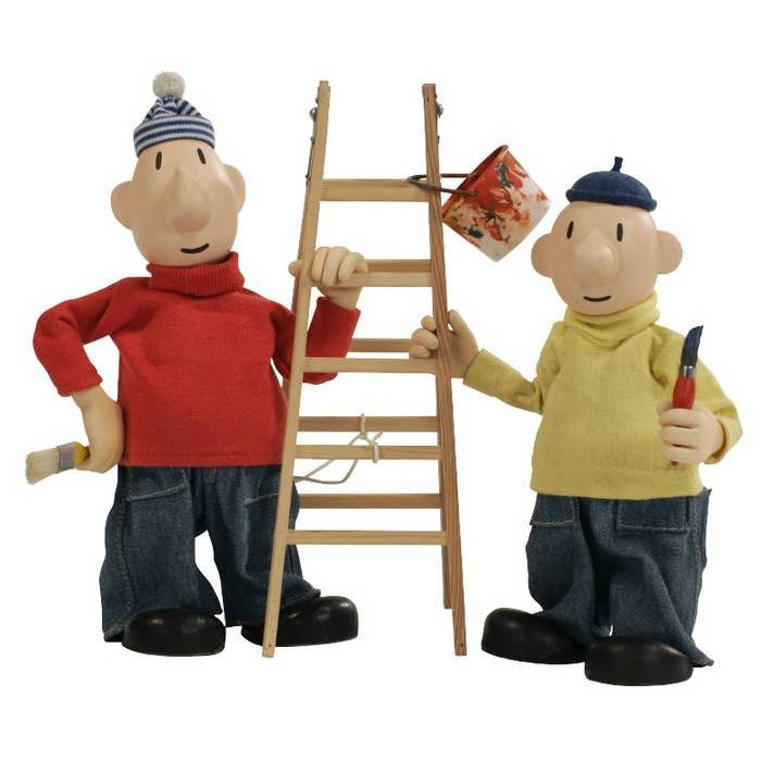 Buurman & Buurman mok Ladder