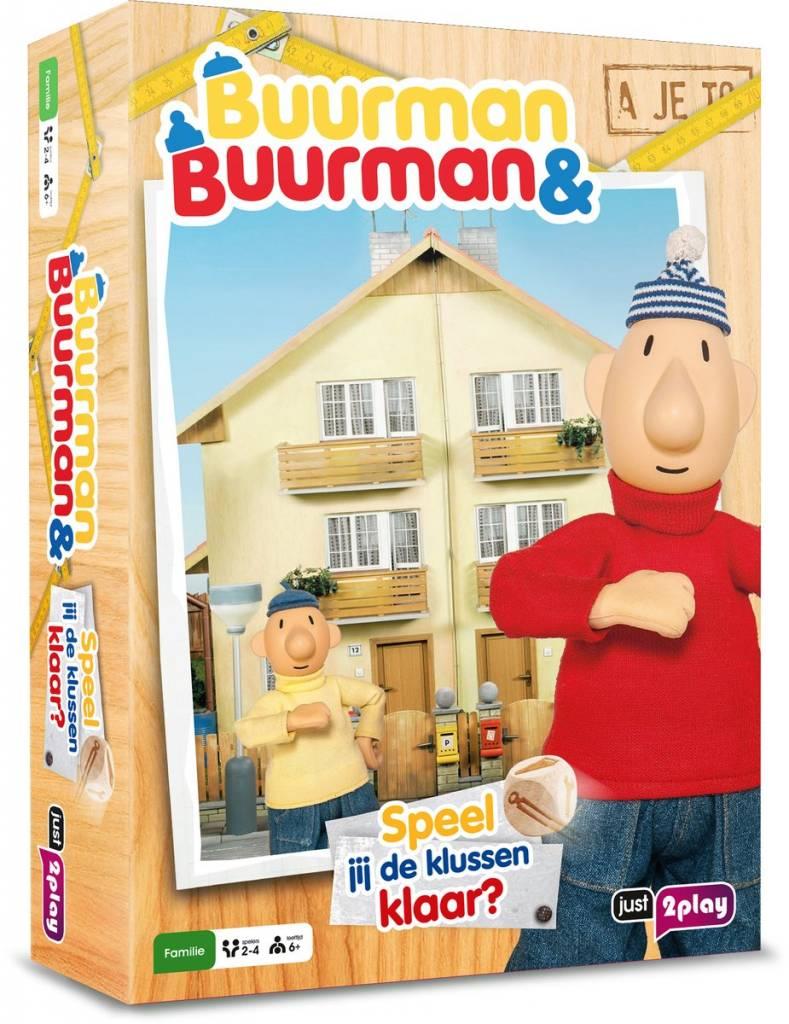 Buurman & Buurman Bordspel - Speel jij de klussen klaar?