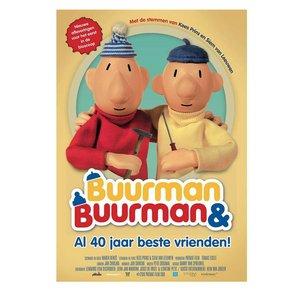 Buurman & Buurman al 40 jaar beste vrienden!