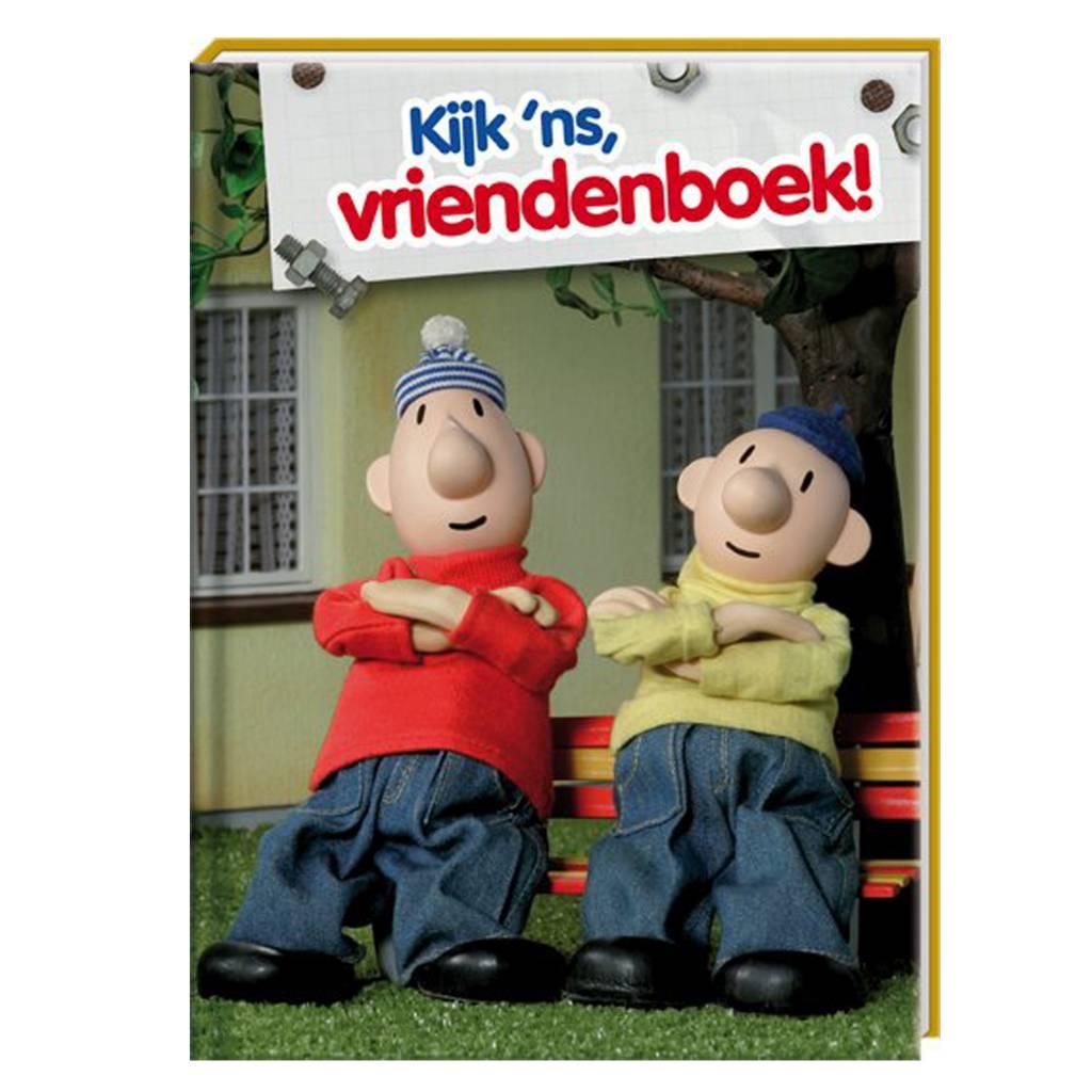 Buurman & Buurman Kijk 'ns, vriendenboek!