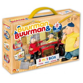Buurman & Buurman 3 in 1 box