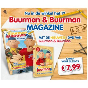 Buurman & Buurman Magazine incl. DVD