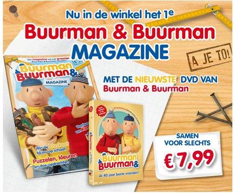 Buurman & Buurman Magazine incl. DVD