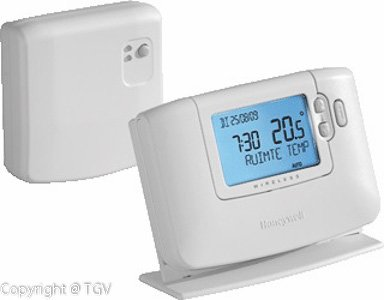 Honeywell Badkamer Verwarming : Honeywell chronotherm cmt a draadloos klima parts