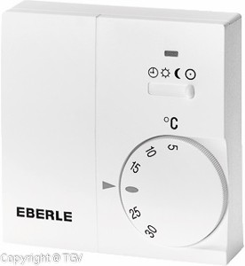 eberle kamerthermostaat instat 868 r1 053610291900 klima. Black Bedroom Furniture Sets. Home Design Ideas