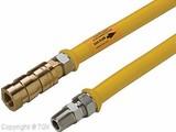 """Raminex Gasslang Rvs caterflex 3/4"""" 150 cm 73912"""