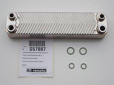 Remeha Tapwater Platenwisselaar S57887 Klima Parts