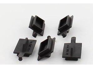 Remeha Connector kap pc rs232 set 5 stuks S57953