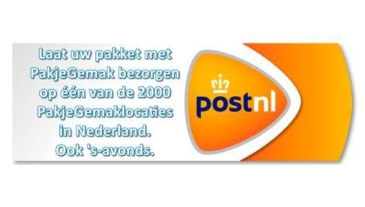 Pak je gemak post.nl