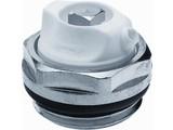 """Hummel Radiator ontluchtingsstop 3/8"""" nikkel draaibaar 2 532 3800 01"""