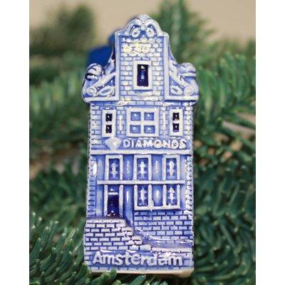 Typisch Hollands Delfts Blauwe Kerstdecoratie bestellen bij Typisch Hollands