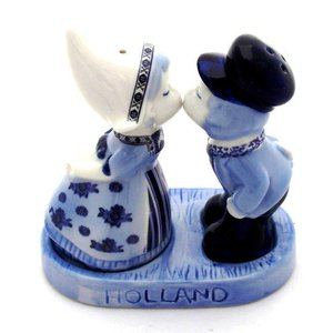 Typisch Hollands Pfeffer und Salz (Bündel) Bauernpaare