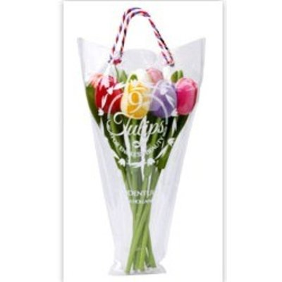 Typisch Hollands Houten Tulpen Actie