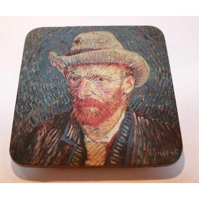 Typisch Hollands Coasters Vincent Van Gogh