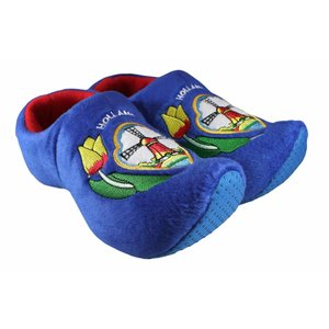 Typisch Hollands Climbing slippers Blue