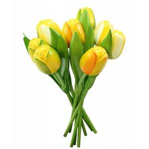 Hölzerne Tulpen