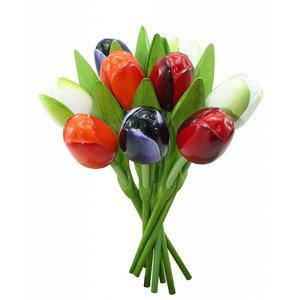 Typisch Hollands Holz Tulpen