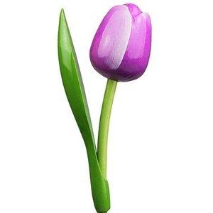 Holz Tulip (lose) Lilac