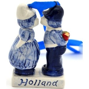 Typisch Hollands Christmas decoration (Boer Couples)