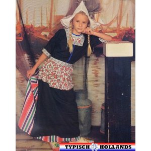 Typisch Hollands Girl Kostüm Holland