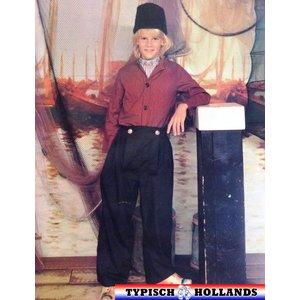 Typisch Hollands Costume Boy Holland