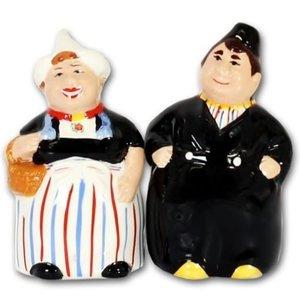 Typisch Hollands Salt and Pepper couple