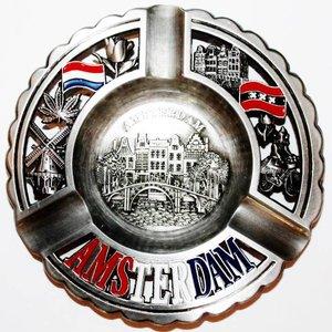 Typisch Hollands Aschenbecher Amsterdam