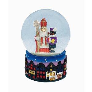 Typisch Hollands Sneeuwbal Sint en Piet