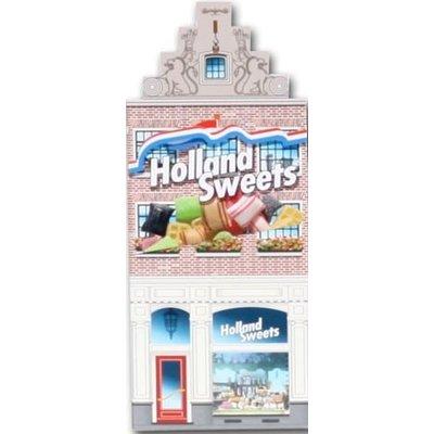 Typisch Hollands Typische holländische Süßigkeit Cottage