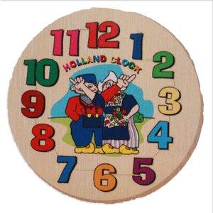 Klok Puzzel