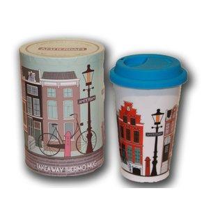 Typisch Hollands Kaffee zu gehen, Becher