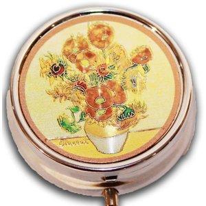 Typisch Hollands Pillendoosje van Gogh