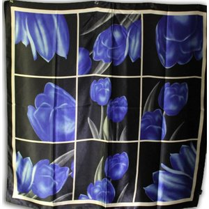 Robin Ruth Fashion Schal Tulip (Quadrat)