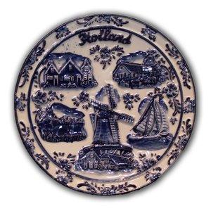 Typisch Hollands Large Plate