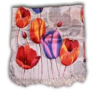 Robin Ruth Fashion Dames Sjaal met Tulpprint Robin Ruth
