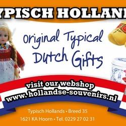 Typisch holländische Souvenirs