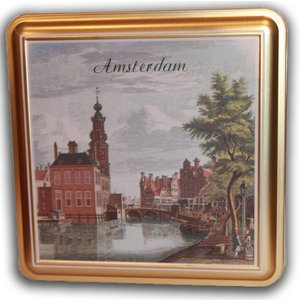 Typisch Hollands Zinn Schokolade Holland
