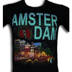 Kemme Textiles T-Shirt Amsterdam