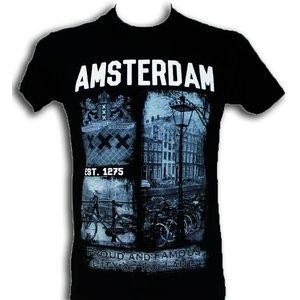 Typisch Hollands T-Shirt Amsterdam est 1275