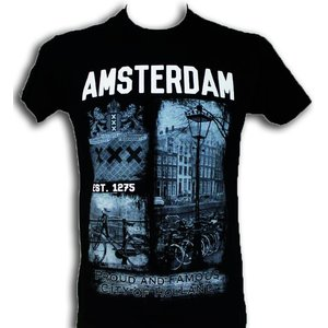 Typisch Hollands T-Shirts Amsterdam est 1275