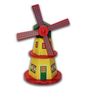 Typisch Hollands Wooden Mill auf Stick