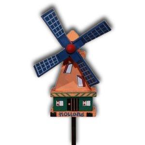 Typisch Hollands Pinwheel auf Stick