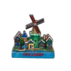 Typisch Hollands Magnet Miniatur Holland