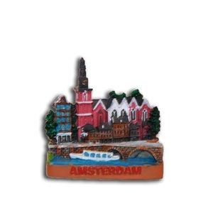 Miniatur-Magnet Amsterdam
