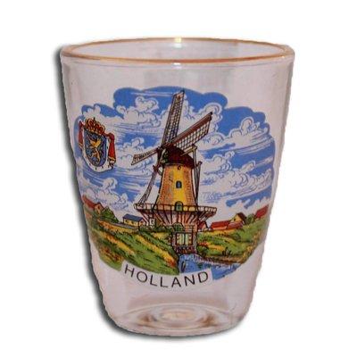 Typisch Hollands Shot glass Holland