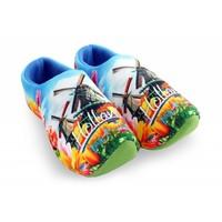 Typisch Hollands Klomp-pantoffels Holland MolensTulpen
