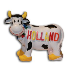 Typisch Hollands Cow - miniature Holland