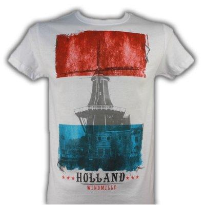 Kemme Textiles Erstellen -Niederlande Flag - Holland