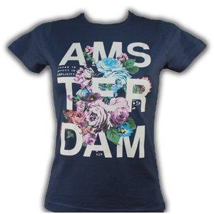 Kemme Textiles Damen-T-Shirt Amsterdam